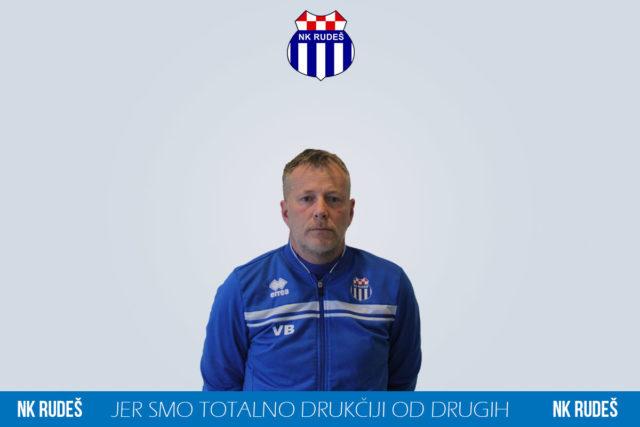 Vladimir Balagović novi trener JUNIORA 1