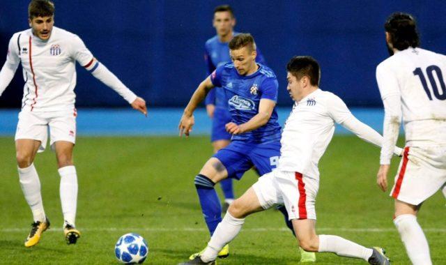 Dinamo slavio u Kranjčevićevoj protiv Rudeša