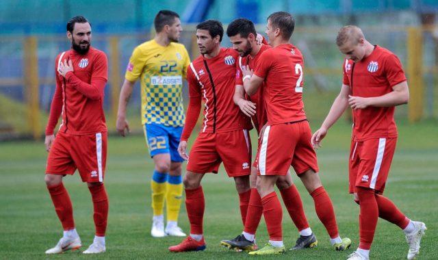 NK Inter Zaprešić-NK Rudeš (0:3)