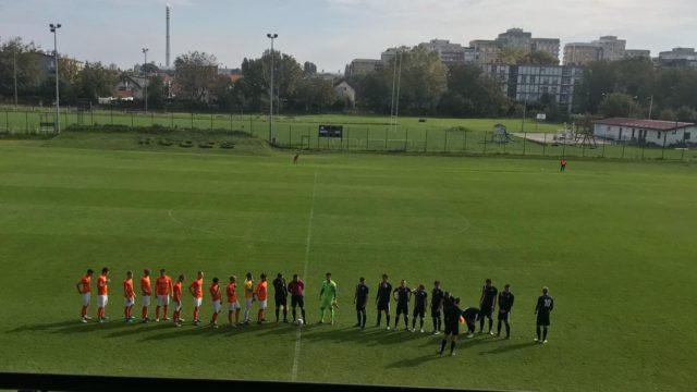 Juniori Rudeša pobijedili Varaždin (3:1)