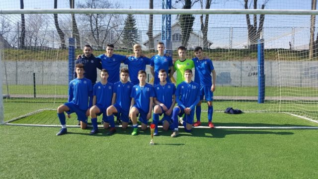 Škola nogometa NK RUDEŠ ponovno kreće sa radom