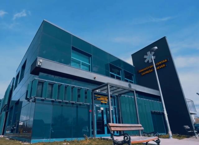 Poliklinika Vaš Pregled novi partner NK Rudeš