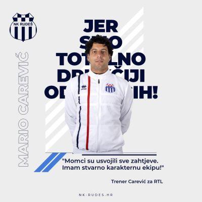 Rezime polusezone trenera Carevića